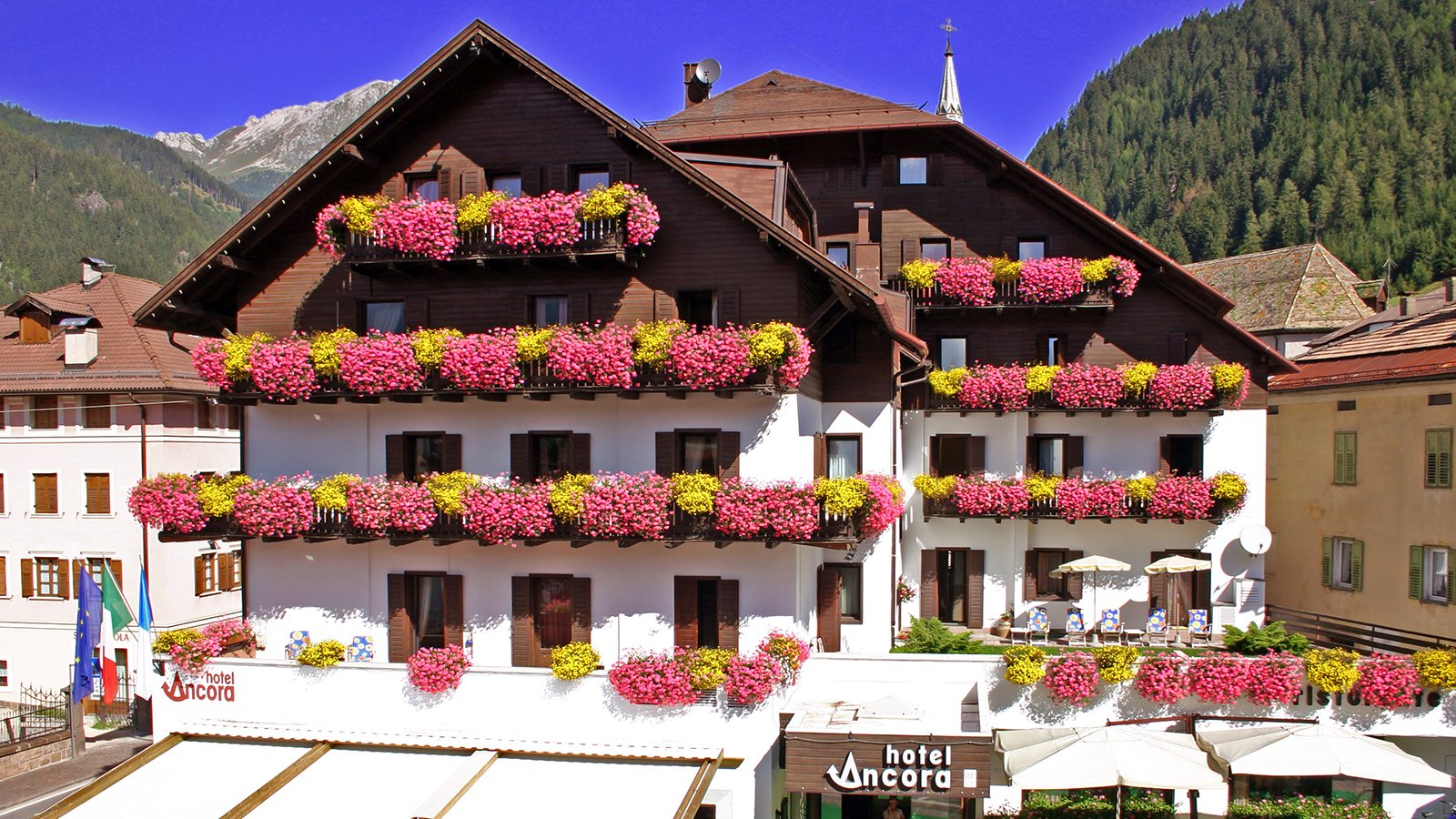 Hotel ancora a predazzo accoglienza dal 1880 for Ancora hotel